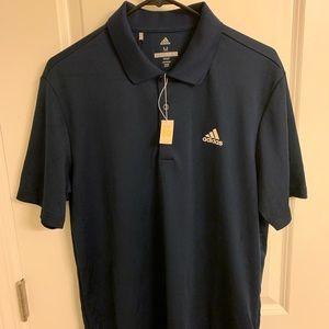 NWT Men's Adidas Golf Polo